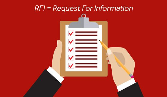 RFI, do inglês Request for Information