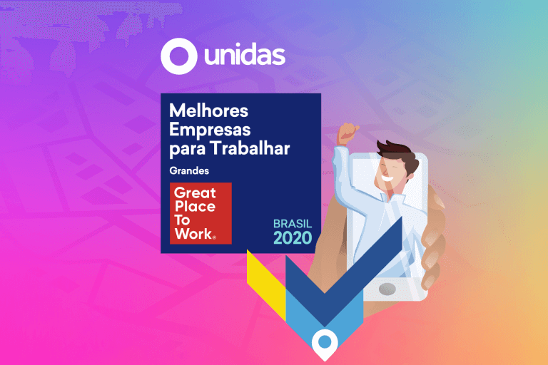 Unidas é Great Place to Work 2020